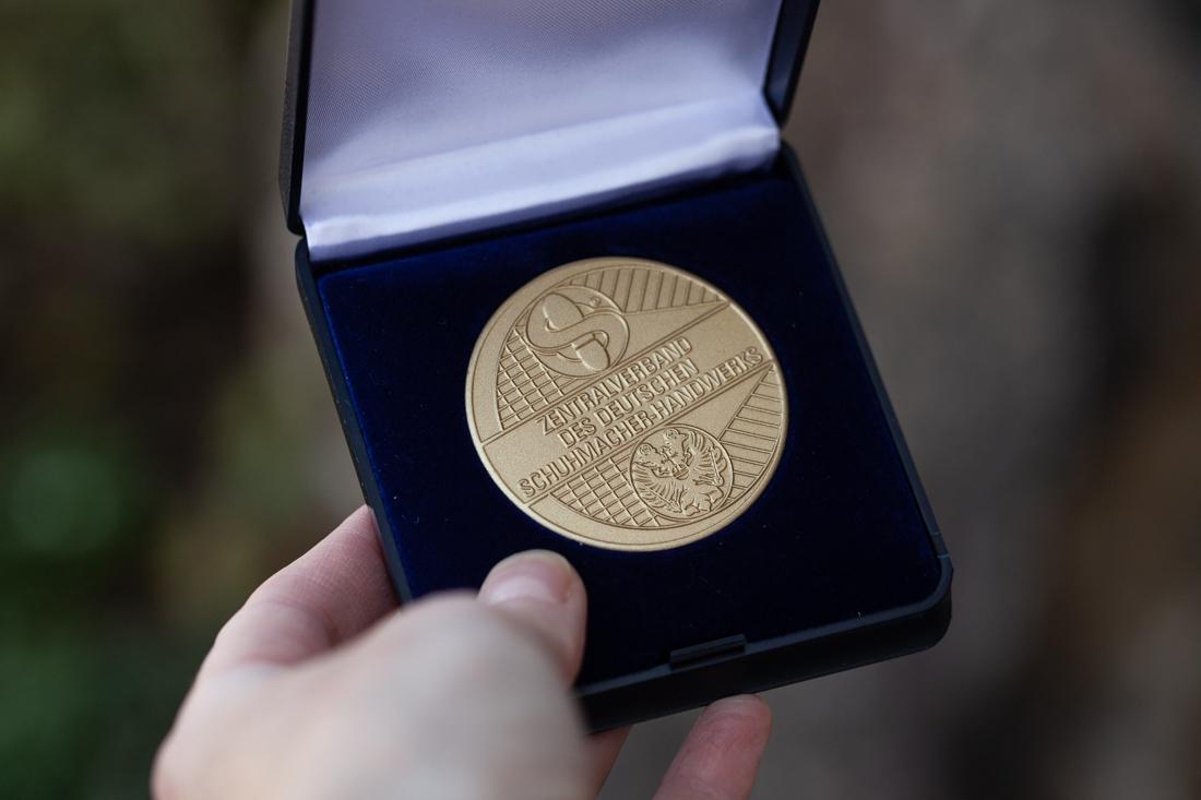 floessholzer goldmedaille